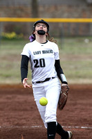 Bauxite vs. Brookland softball 3-28-2015 (©Justin Manning) JWM_0017