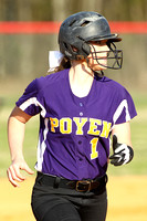 Poyen @ Glen Rose softball 3-28-2015 (©Justin Manning) JWM_0004