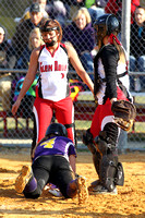 Poyen @ Glen Rose softball 3-28-2015 (©Justin Manning) JWM_0009