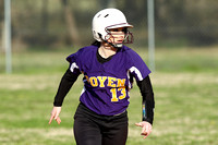 Poyen @ Glen Rose softball 3-28-2015 (©Justin Manning) JWM_0014