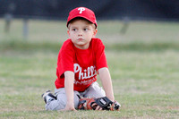 Phillies vs. Panthers 5-6 year old 5-6-14