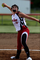 Glen Rose vs. Jessieville softball 3-5A district tournament 4-29-2015 (©Justin Manning) JWM_0003
