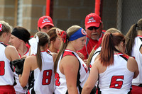 Glen Rose vs. Jessieville softball 3-5A district tournament 4-29-2015 (©Justin Manning) JWM_0011