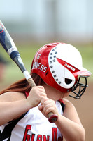 Glen Rose vs. Jessieville softball 3-5A district tournament 4-29-2015 (©Justin Manning) JWM_0015