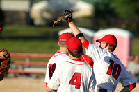 Glen Rose vs. Episcopal Collegiate baseball 3-5A Distric tournament 4-30-2015 (©Justin Manning) JWM_0018