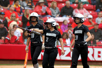 4A State Softball Finals Bauxite vs. Mena 5-22-2015 (©Justin Manning) JWM_0136