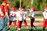 Poyen @ Glen Rose Peewee Football 10-19-2015 (©Justin Manning) JWM_0007