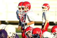 Poyen @ Glen Rose Peewee Football 10-19-2015 (©Justin Manning) JWM_0026