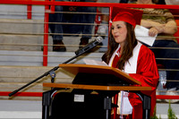 Glen Rose High school graduation 5-24-13 (© Justin Manning) JWM0013