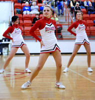Glen Rose Cheerleaders-Dance Team 2-18-10