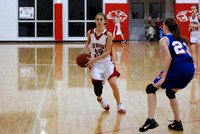 Glen Rose Jr. Girls vs. AR Baptist 2-5-10