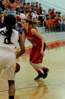 Mayflower vs. Harmony Grove Girls 3A District Tournament 2-19-15