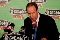 GoDaddy Bowl Press Conference- Team Welcoming Reception (©Justin Manning) JWM_0008