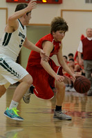Harmony Grove vs. Episopal Collegiate Boys 3A District Tournament 2-20-15