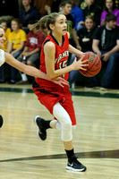 Harmony Grove @ Ouachita Sr. Girls 11-13-14