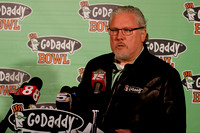 GoDaddy Bowl Press Conference- Team Welcoming Reception (©Justin Manning) JWM_0019
