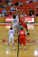 Glen Rose vs. Jessieville Boys 3A District Tournament 2-19-2015 (©Justin Manning) JWM_002