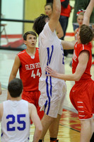 Glen Rose vs. Jessieville Boys 3A District Tournament 2-19-2015 (©Justin Manning) JWM_012