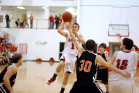 Glen Rose Sr. Boys vs. Magnet Cove 1-15-10