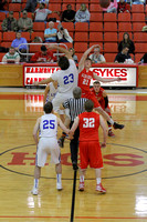 Glen Rose vs. Jessieville Boys 3A District Tournament 2-19-2015 (©Justin Manning) JWM_003