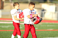 Poyen @ Glen Rose Peewee Football 10-19-2015 (©Justin Manning) JWM_0006