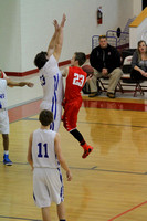 Glen Rose vs. Jessieville Boys 3A District Tournament 2-19-15