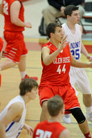 Glen Rose vs. Jessieville Boys 3A District Tournament 2-19-2015 (©Justin Manning) JWM_007