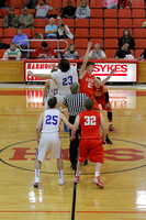 Glen Rose vs. Jessieville Boys 3A District Tournament 2-19-2015 (©Justin Manning) JWM_004